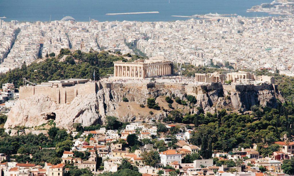 アクロポリス パルテノン神殿